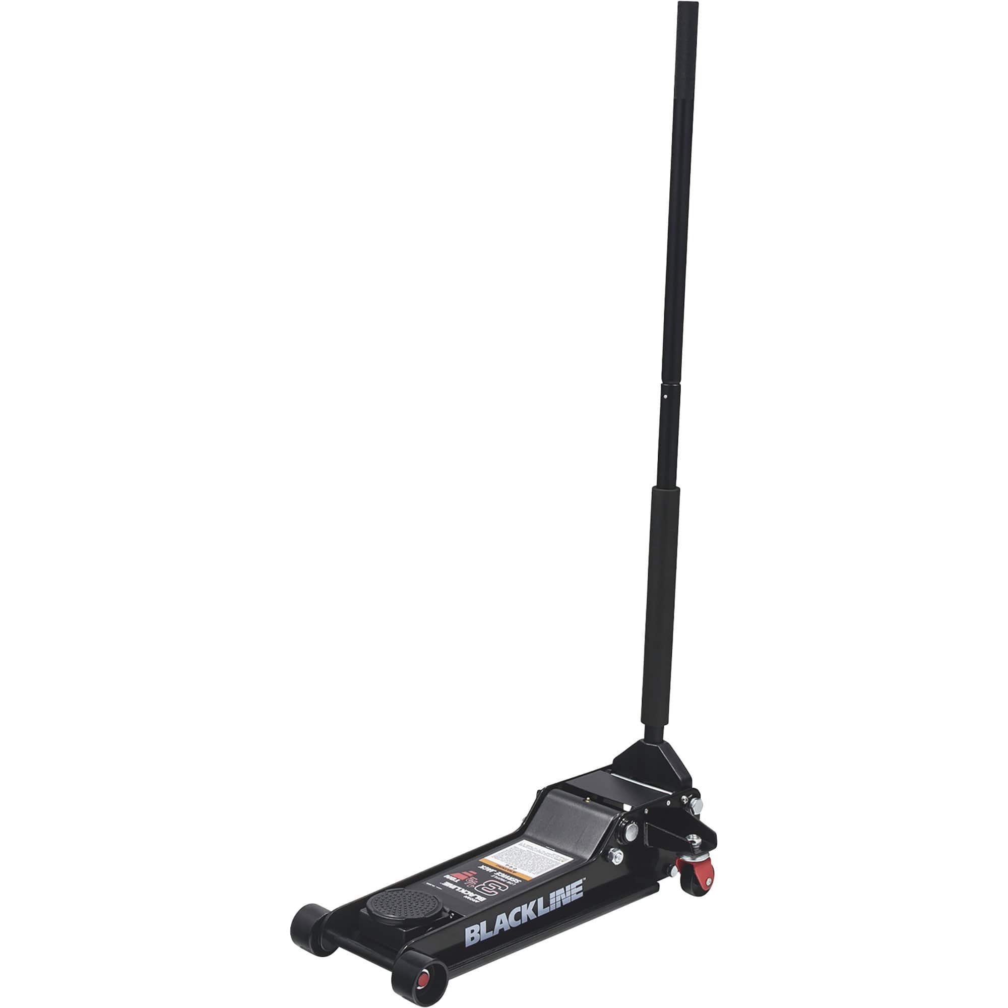 Blackline by Arcan 3 1/2-Ton Low-Profile Professional Service Floor Jack — Model#  XL35B $129.99 FS w/code 273543 @northerntool