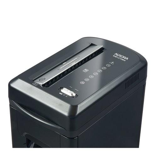 CaseMate / Aurora 12-Sheet Microcut Paper Shredder $21 Walmart YMMV