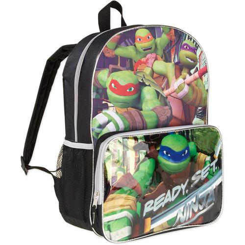 Teenage Mutant Ninja Turtles Ready Set Ninja Kids Backpack $2.00 Walmart YMMV