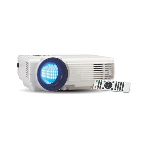 "RCA 150"" 2000 LUMENS HOME THEATER PROJECTOR - 1080P COMPATIBLE $45.00 Walmart YMMV"