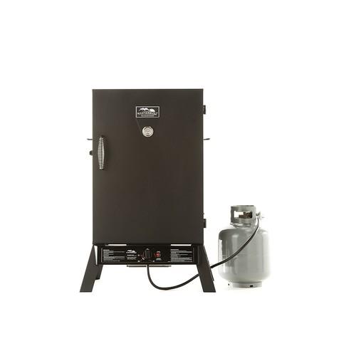 Masterbuilt Black Propane Smoker, 40-Inch $49.00 Walmart YMMV