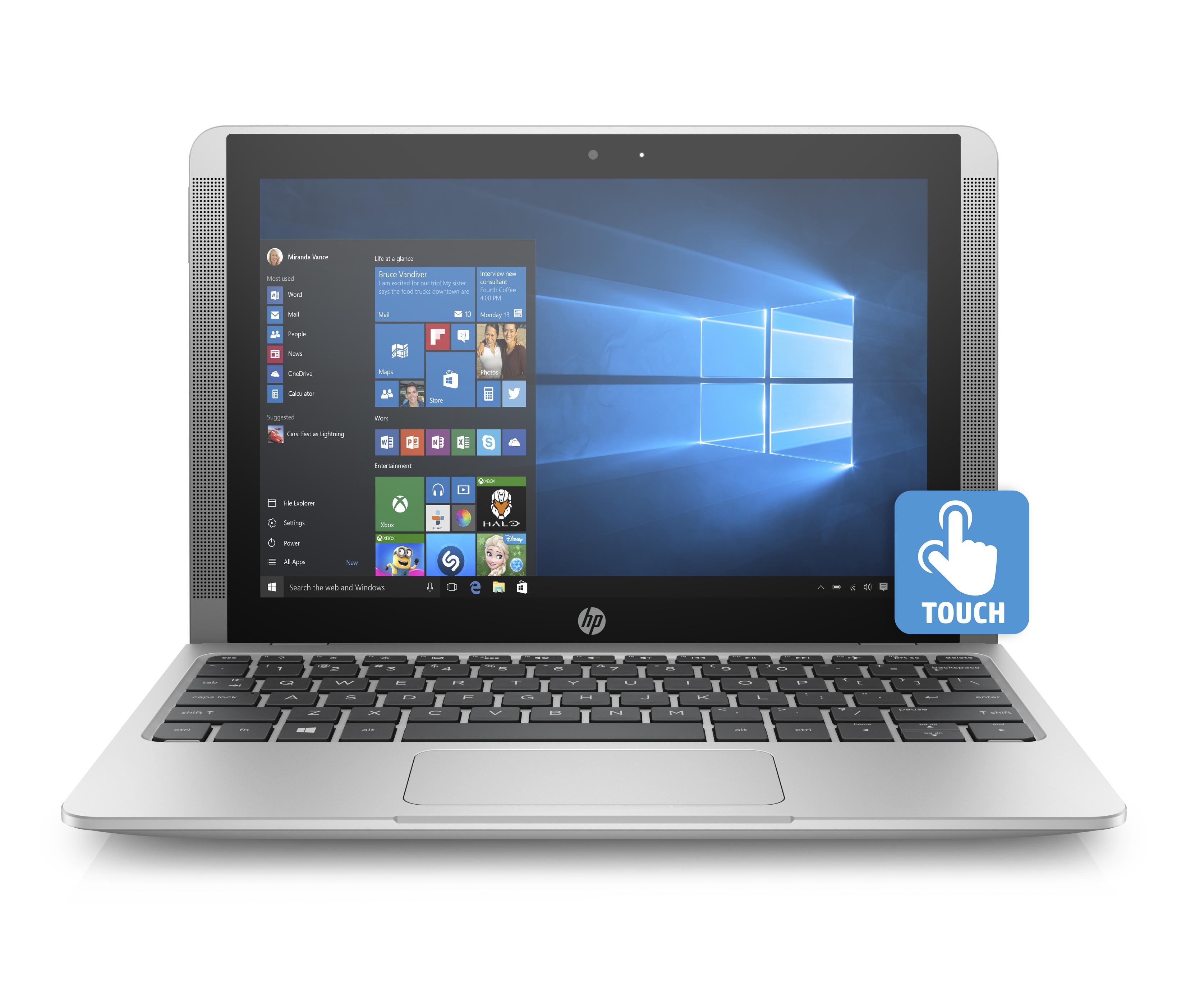 "HP x2 Detachable Laptop, 10.1"" IPS Touch, Win10 Home, Atom x5-Z8350, 4GB Memory, 64GB eMMC, Active Pen, $199 Walmart YMMV"