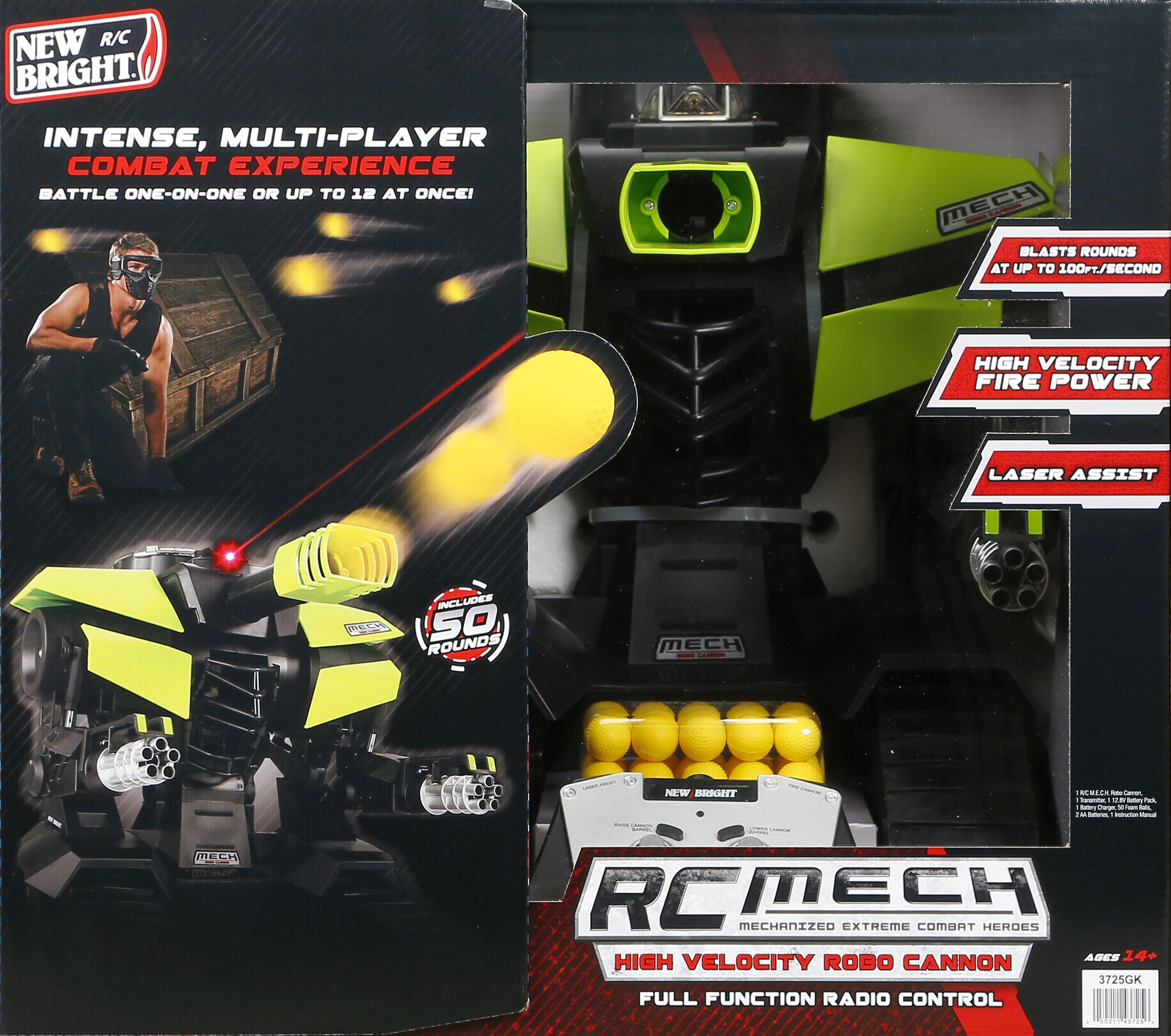 Bright Mech Robo Cannon – Michaeltaborsky