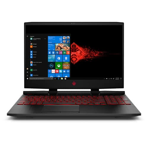 "HP Omen 15.6"" Gaming Laptop, Intel i7-9750H, GTX 1660 Ti 6GB, 16GB, 256GB Walmart YMMV $799"
