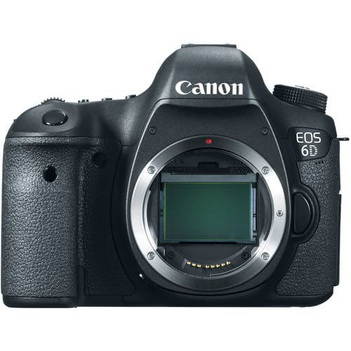 Canon 6d Body Only $894