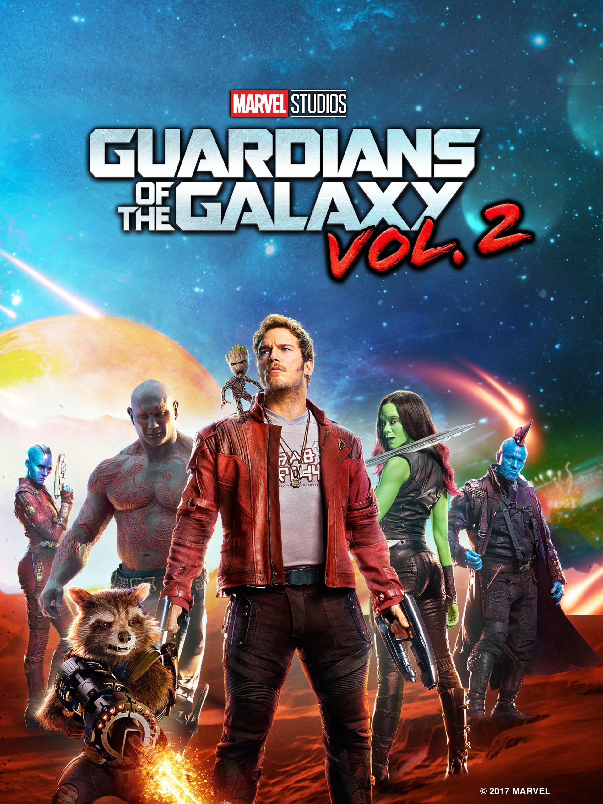 Guardians of the Galaxy, Vol. 2 - $2.58 (AC) - HDX Google Play (ports to Vudu/Amazon/iTunes/FandangoNow)