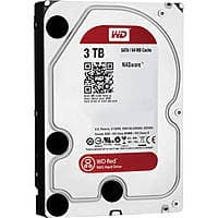 B&H Photo Video Deal: WD Red 3TB NAS hard drives - 2 PACK - $199.95 shipped (B&H)