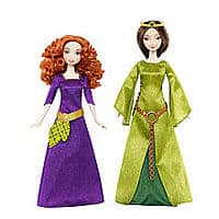 Toys R Us Deal: Disney Brave Merida and Queen Elinore Doll Gift set $9.98 ($29.99) w/ FREE store pick-up or Shoprunner shipping TRU