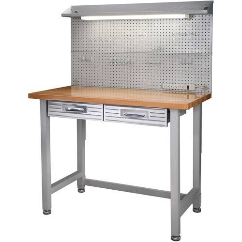Great deal on a Seville Classics Lighted Workbench on Walmart $199