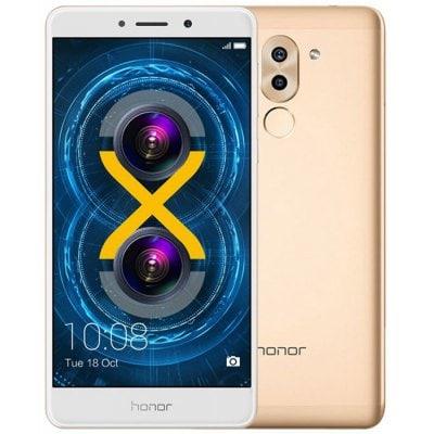 Huawei Honor 6X Dual Camera Unlocked Smartphone, 32GB (US Warranty)  $145 @Amazon