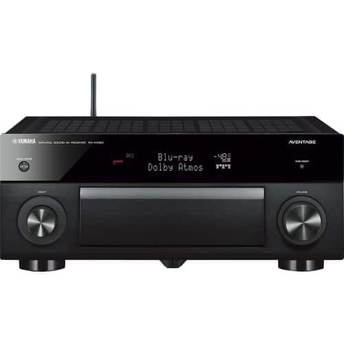 Best Buy: Yamaha RX-A1060BL 7.2-Ch Network AV Receiver $720 Free S&H, $576 Open Box in Store