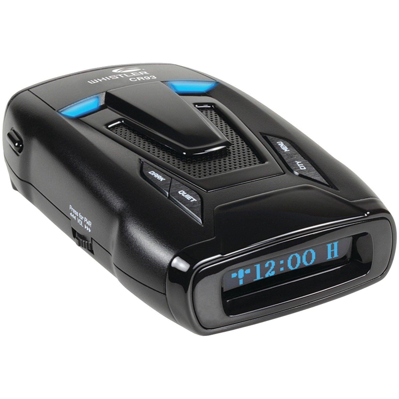 (Prime Only) Whistler CR93 Laser/Radar Detector for $107.39