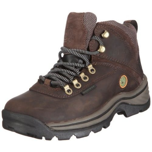 Timberland Women's White Ledge Hiking Boot for $19.96