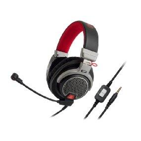 "Audio-Technica ATH-PDG1 Open-Air Premium Gaming Headset with 6"" Boom Microphone for $79"