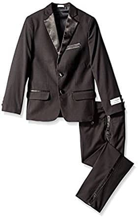 Calvin Klein Big Boys' Tuxedo Suit for $22.28
