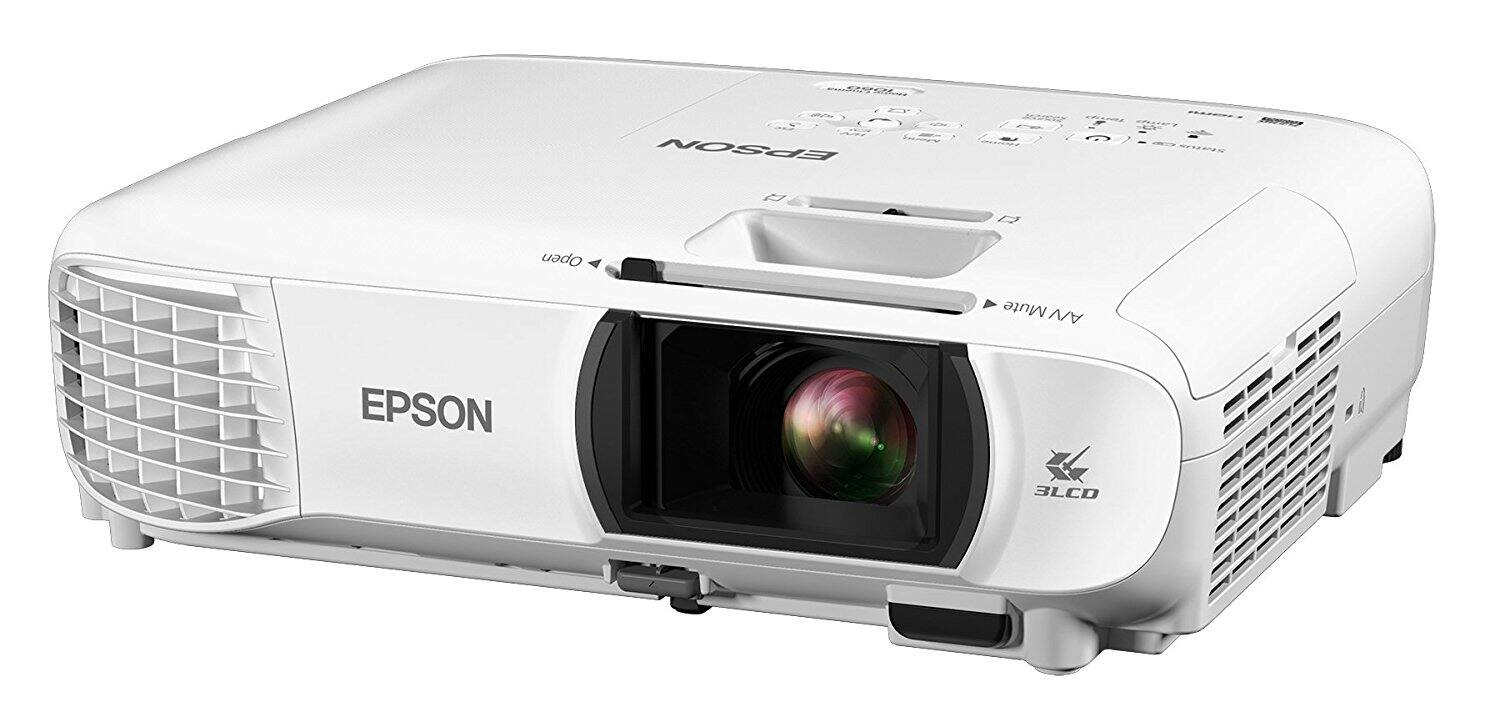 Epson Home Cinema 1060 Full HD 1080p 3,100 lumens for $499
