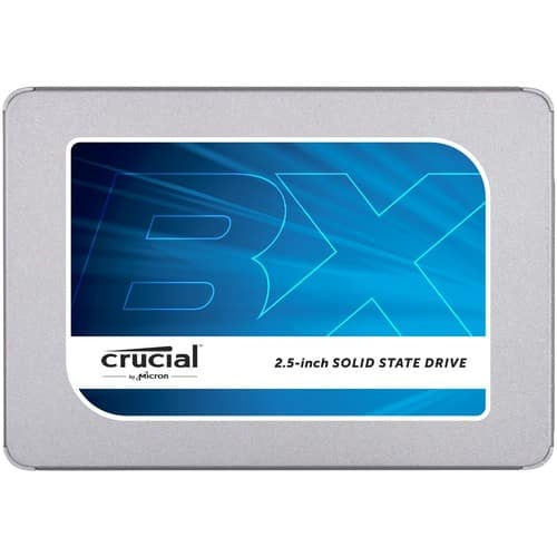 Crucial BX300 120GB SATA 2.5 Inch Internal Solid State Drive - CT120BX300SSD1 [120GB] $49.99