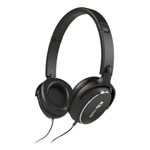 Klipsch - Reference R6i On-Ear Headphones - Black for $29