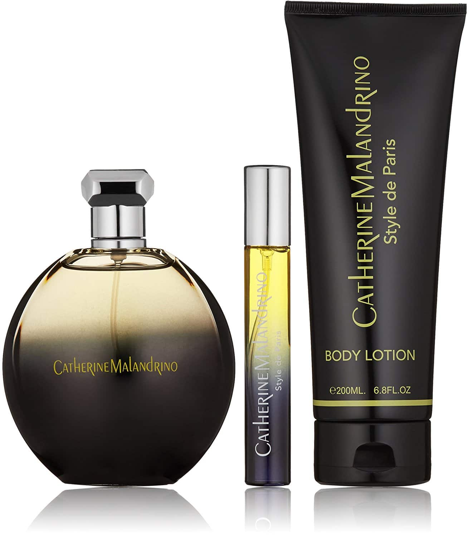 Catherine Malandrino Style de Paris Eau de Parfum 3 Piece Gift Set for $25