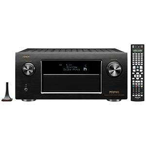 Denon AVR-X7200WA 9.2 Channel Full 4K Ultra HD AV Receiver with Bluetooth and Wi-Fi for $1799