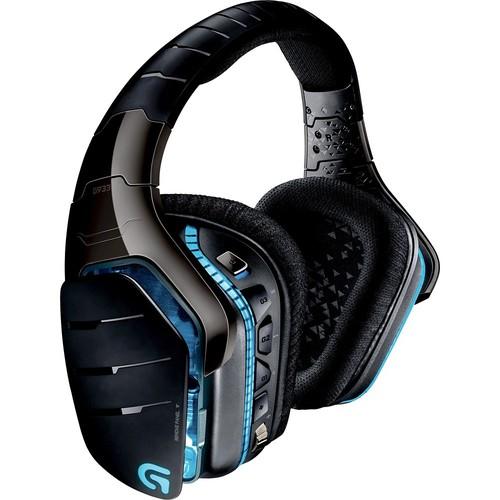 Logitech - G933 Artemis Spectrum Gaming Headset - Black for $99