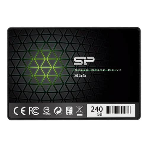 Silicon Power 240GB SSD 3D NAND With R/W Up To 560/530MB/s for $66.952