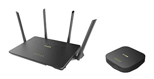 D-Link Covr AC3900 Whole Home Wi-Fi System - Coverage up to 6,000 sq. ft., Wi-Fi Router and Seamless Extender with MU-MIMO for $215