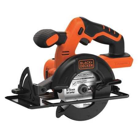 BLACK+DECKER BDCCS20B 20-volt Max Circular Saw Bare Tool, 5-1/2-Inch for $22.24