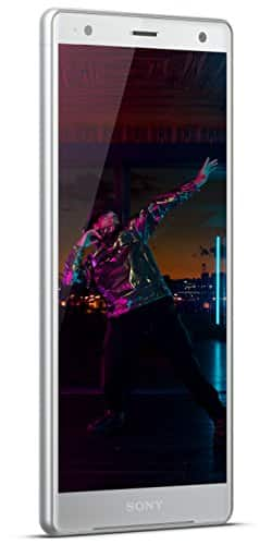 "Sony Xperia XZ2 Unlocked Smartphone - 5.7"" Screen - 64GB - Liquid Silver (US Warranty) $699"