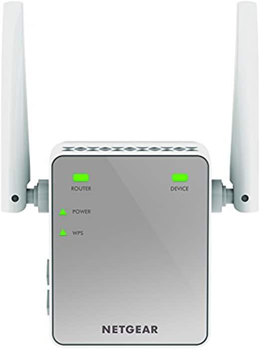 NETGEAR N300 WiFi Range Extender (EX2700) for $20.96