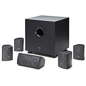 ELAC Cinema 5 Home Theater 5.1 Channel Speaker System for @249.98 $249.98