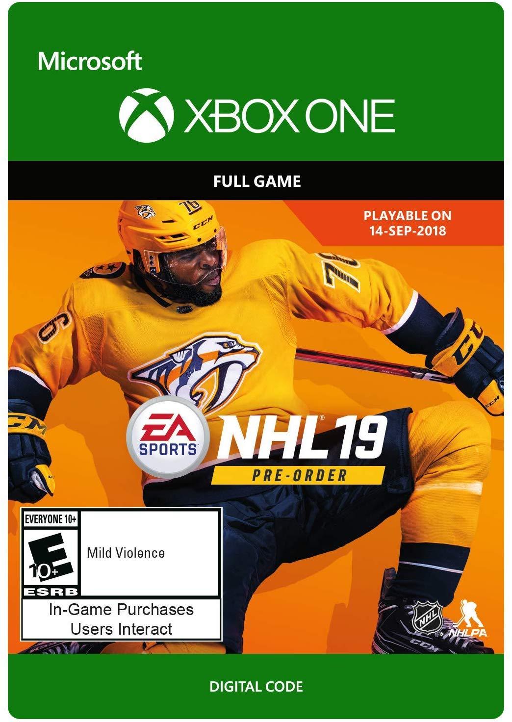 NHL 19  Standard Edition- Xbox One  Digital Code   Online Game Code ... ceda93efd