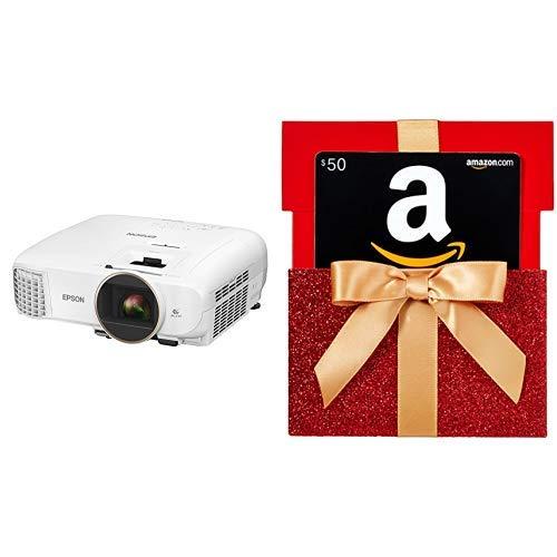 Epson Home Cinema 2150 + $50 Amazon com Gift Card for $699
