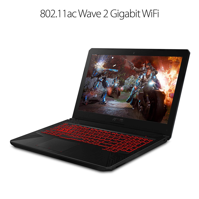 """ASUS TUF Gaming Laptop FX504 15 6"""" 120Hz 3ms Full HD, Intel"""