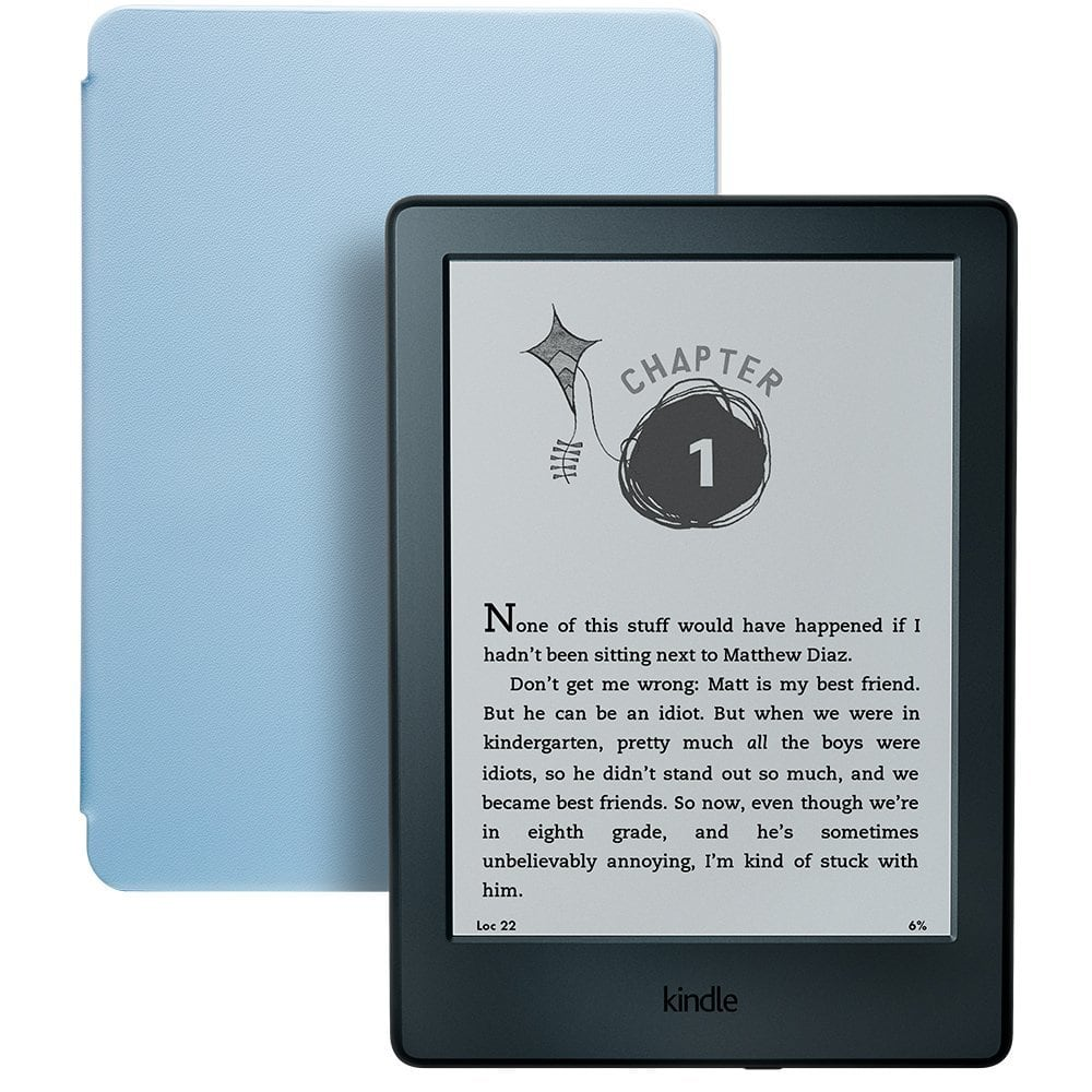 Kindle for Kids Bundle with Kindle E-reader 8th Generation for $59.99