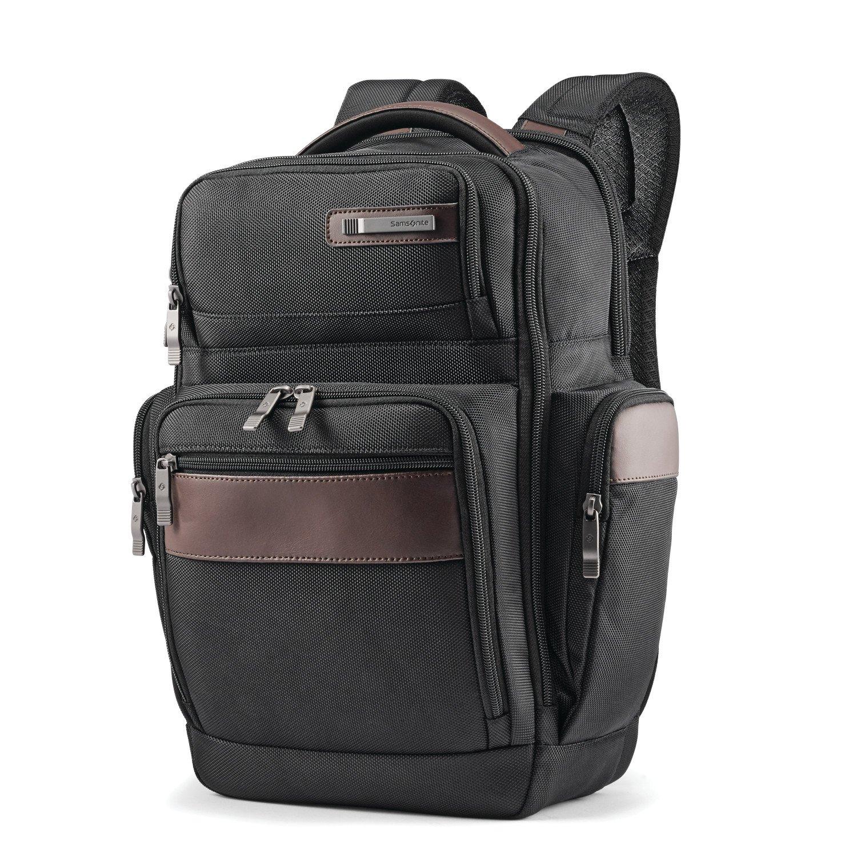 Samsonite Kombi 4 Square Laptop Backpack for 52.50 $52.5