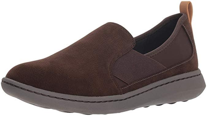 CLARKS Women's Step Move Jump Sneaker for $24.95