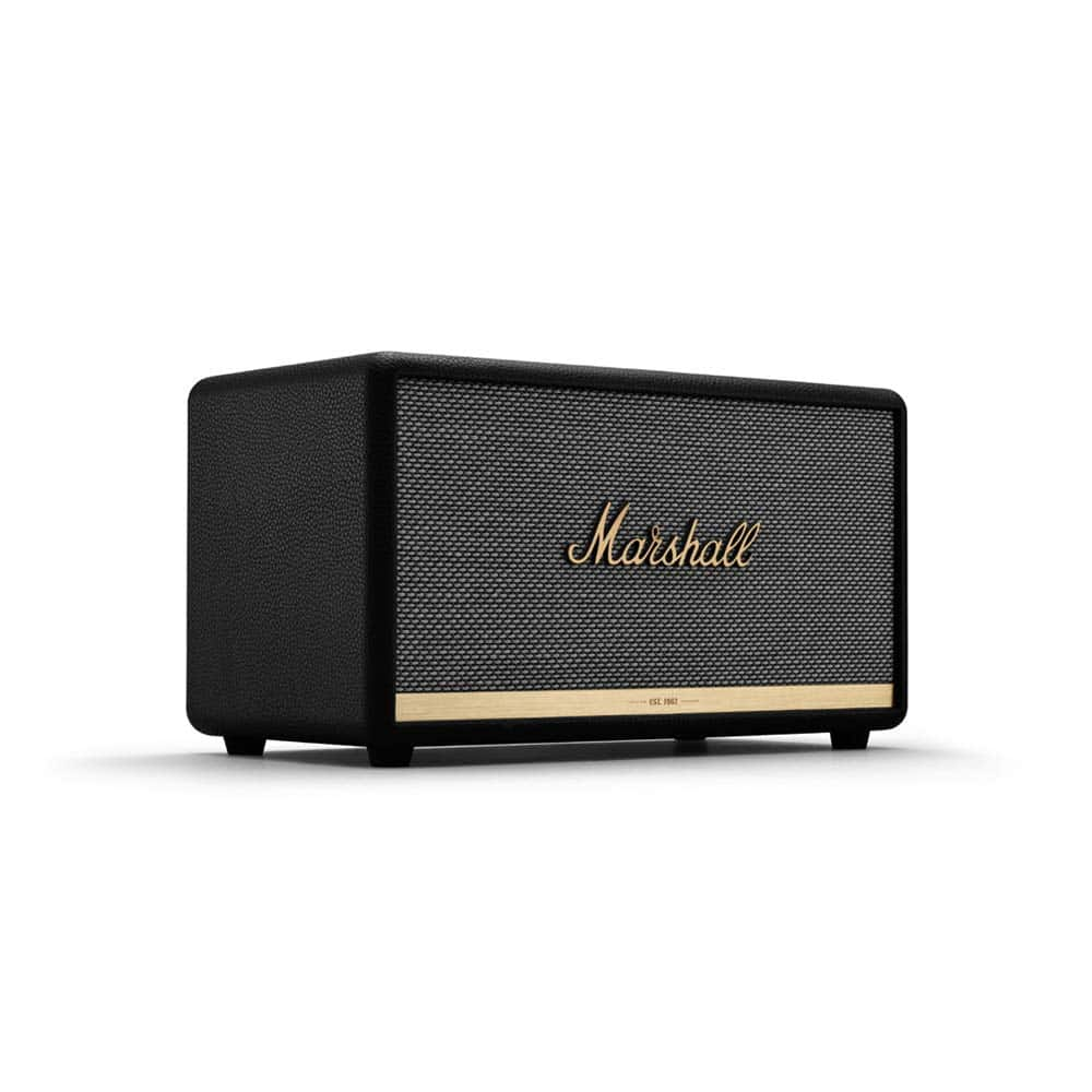 Marshall Stanmore II Wireless Bluetooth Speaker, Black - NEW [Stanmore II] for $199.99