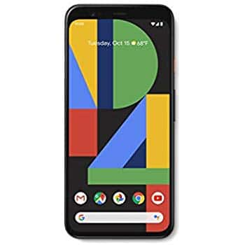 Google Pixel 4 - 64GB - Unlocked for $599.99