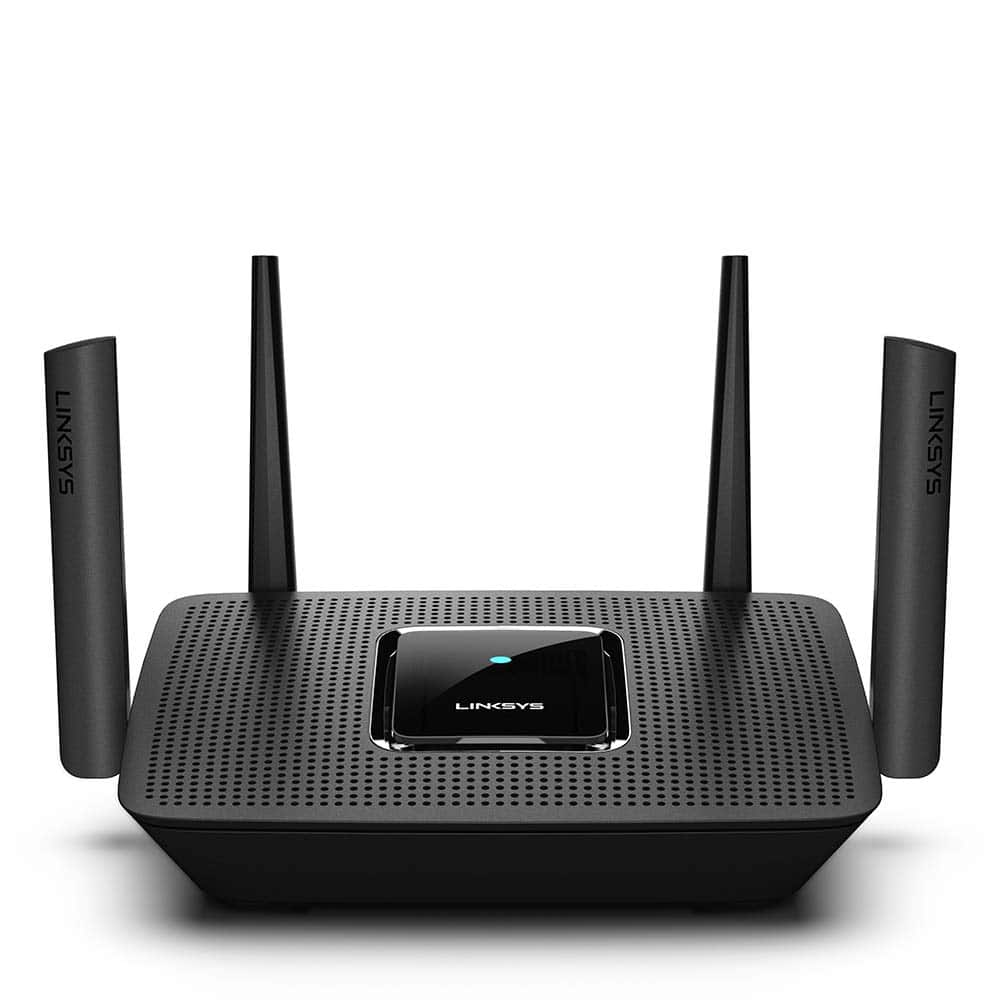 Linksys Mesh WiFi Router (Tri-Band Router, Wireless Mesh Router for Home AC2200), Future-Proof MU-MIMO Fast Wireless Router for $99.99