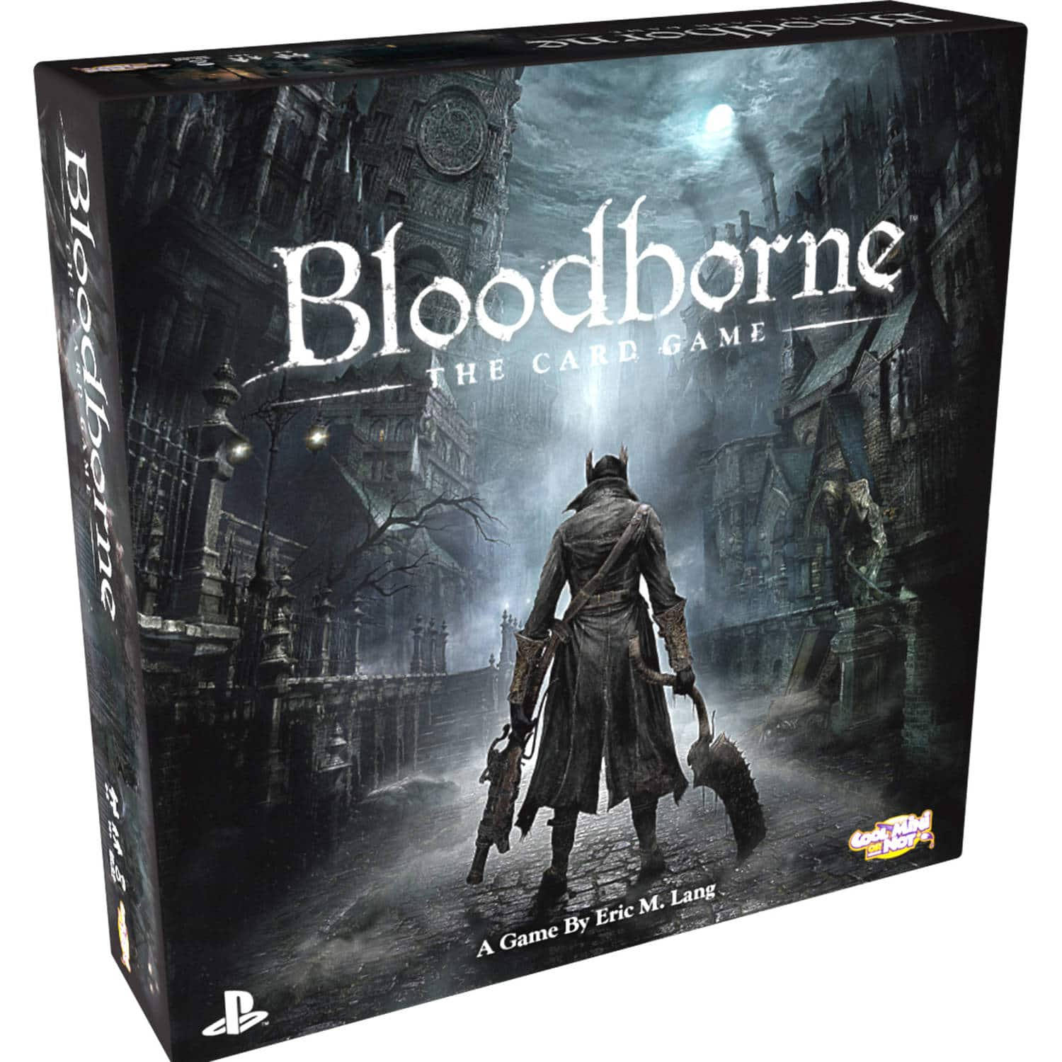 Cool Mini or Not Bloodborne: The Card Game for $17.47