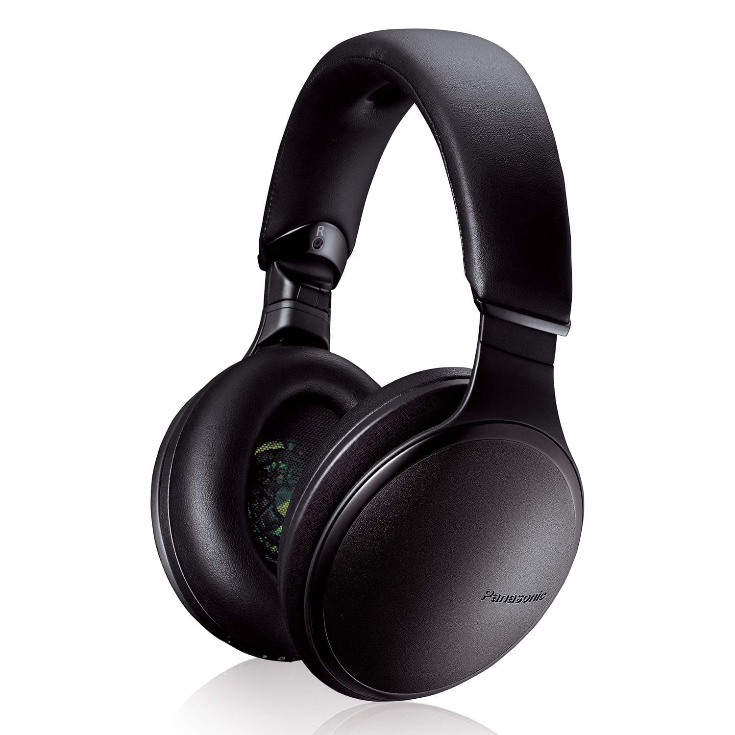 Panasonic Noise Cancelling Over The Ear Headphones with Wireless Bluetooth, Alexa Voice Control & Other Assistants – Black (RP-HD805N-K) FOR $91.07