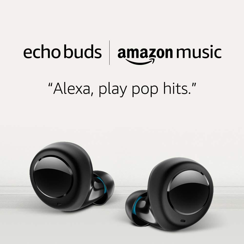 Echo Buds and 4 months of Amazon Music Unlimited FREE w/ autorenewal for $89.99