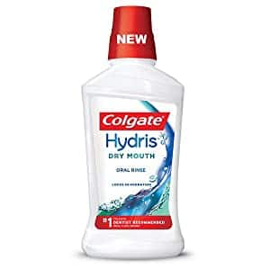 Colgate Hydris Dry Mouth Mouthwash, 16.9 fl. oz. (Pack of 6) for $18