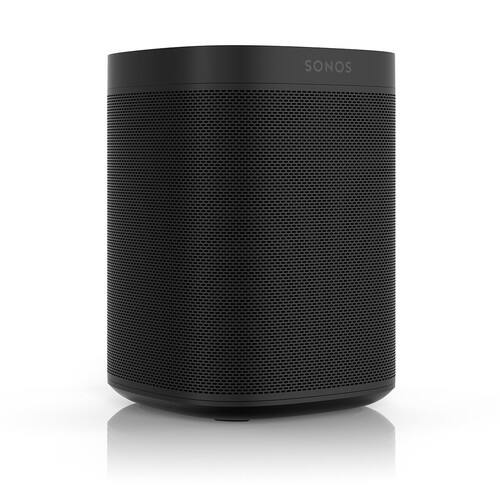 Sonos One (Gen 2) - Voice Controlled Smart Speaker with Amazon Alexa Built-in - Black for $149