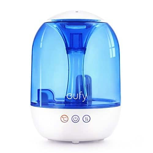 Eufy Humos Air 1.0 Ultrasonic Cool Mist Humidifier at its lowest $19.99