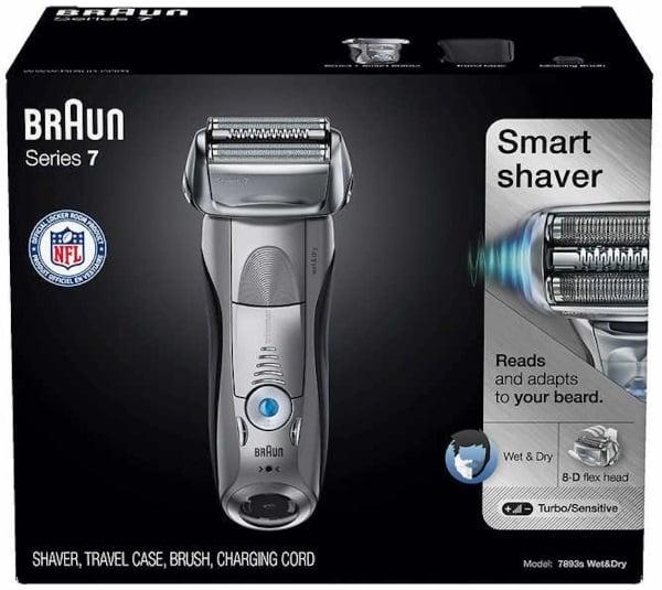Google Express App New Customer : Braun Series 7 7893S Shaver $74.99