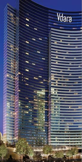 Vdara Las Vegas $99 Suite with $50 resort credit