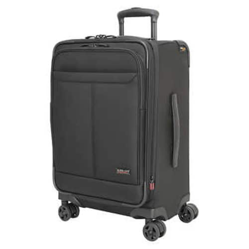 "Costco has the Kirkland Signature Softside 22"" 4-Wheel Carry-On on clearance for $49.97 plus $10 S&H"