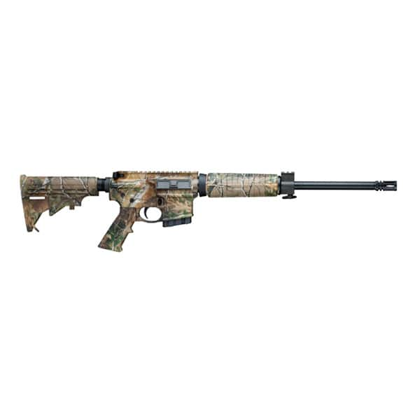 Gun - Smith and Wesson M&P 15-22 .22LR 16-inch 25rd threaded barrel $360 plus $6 shipping at grabagun